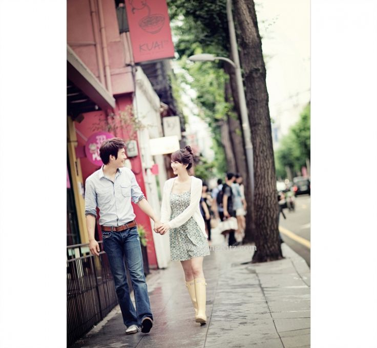 Korea Pre-Wedding Photoshoot - WeddingRitz.com » Korea wedding photographer - Seojun Style.