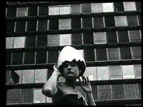 And, since I'm doing a Euro throwback music thing, here's Front 242's - Headhunter. Warning: nude models with huge egg hats are present in this odd video.
