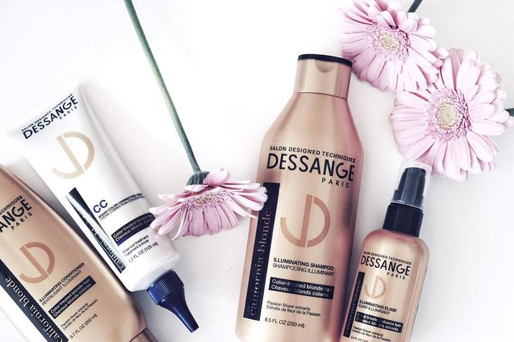 « Today on the blog I recap my experience using @dessangecan California Blonde hair routine and a special little giveaway for your eyes only… »