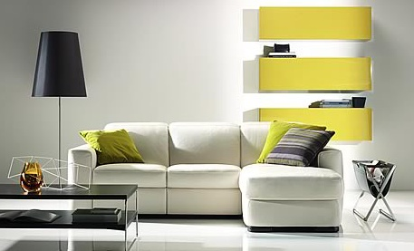 Natuzzi - leather sofas and products from top Italian designers