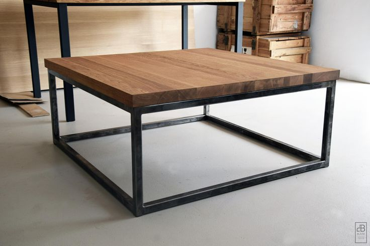 stolik kawowy Blaise  w Blaise Handmade Furniture na DaWanda.com