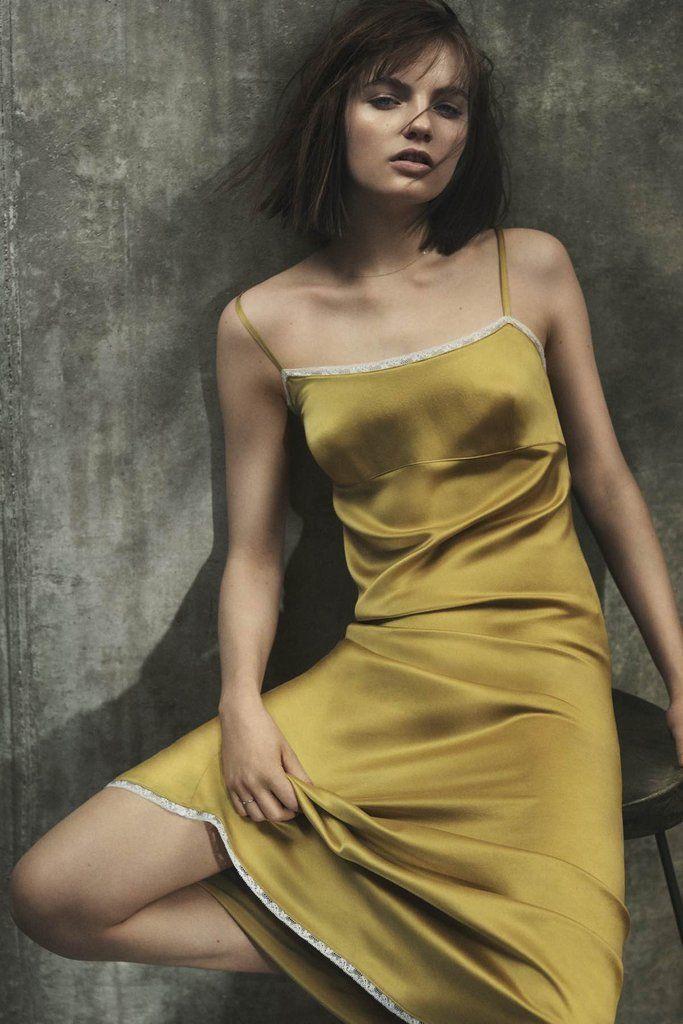 17794aa79a luxury elegant ladies night dress