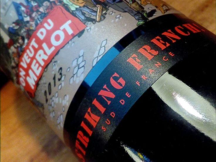 Gewoon een lekkere rode Merlot uit het zuiden van Frankrijk.  Net geen medaille, jammer... Had de wijn toch eigenlijk wel verdiend....  Lees het op http://www.wijngekken.nl/?p=39859  #Wijnpakkettenonline #merlot #paysdoc #jeanclaudemas #strikingfrench