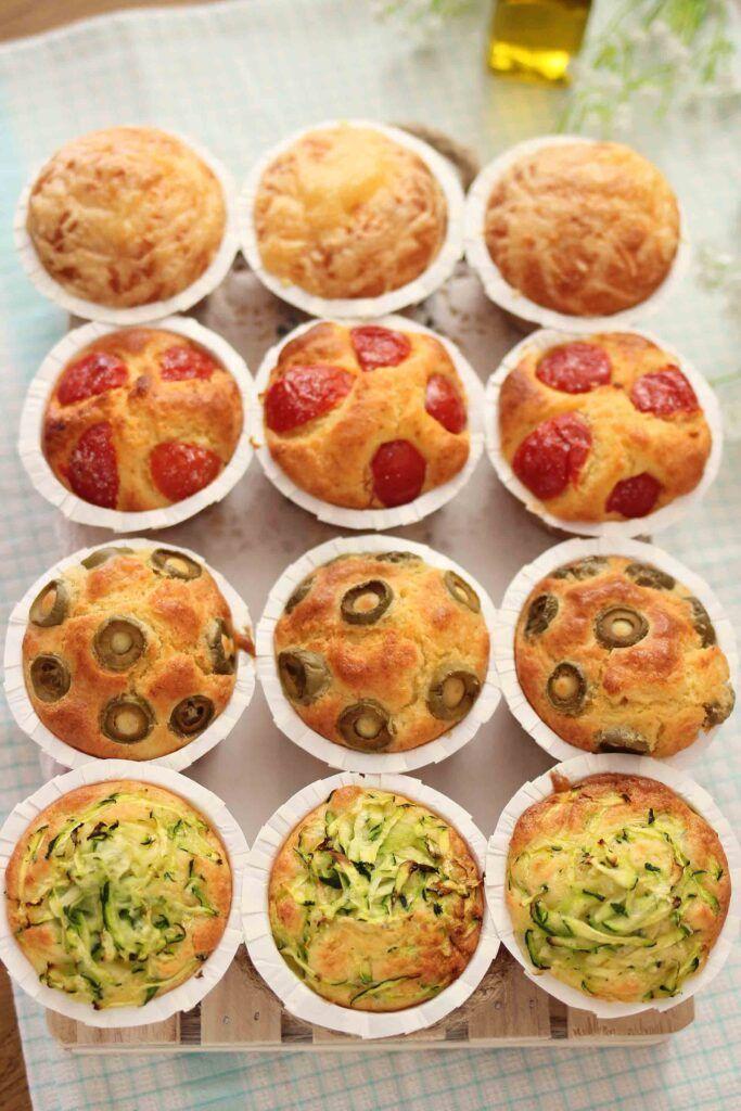 8290f29233f72e3bcbc98dc711a79853 - Ricette Muffins Salati