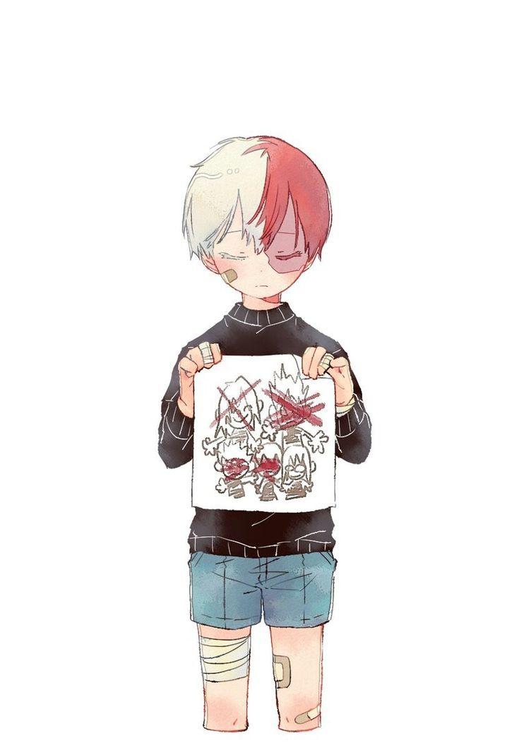 O ARE YOU OK SHOTO?!?!? O: - #scars #SHOTO | Anime | My hero