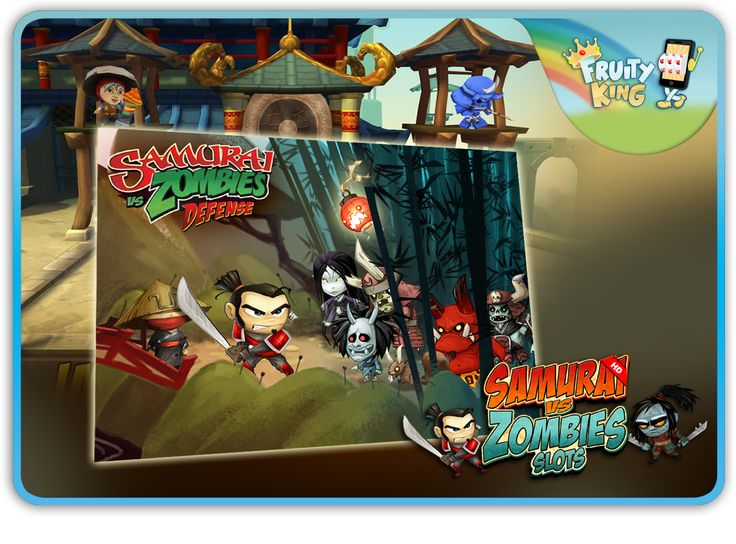 Samurai vs Zombies is a 50-line video slot machine that is packed with lots of action. Everyone can play this slot, regardless of their skills and budget. You can play Samurai vs Zombies video slot machine with 1p on each line. Try now in HD:  http://goo.gl/D3Ycvt
