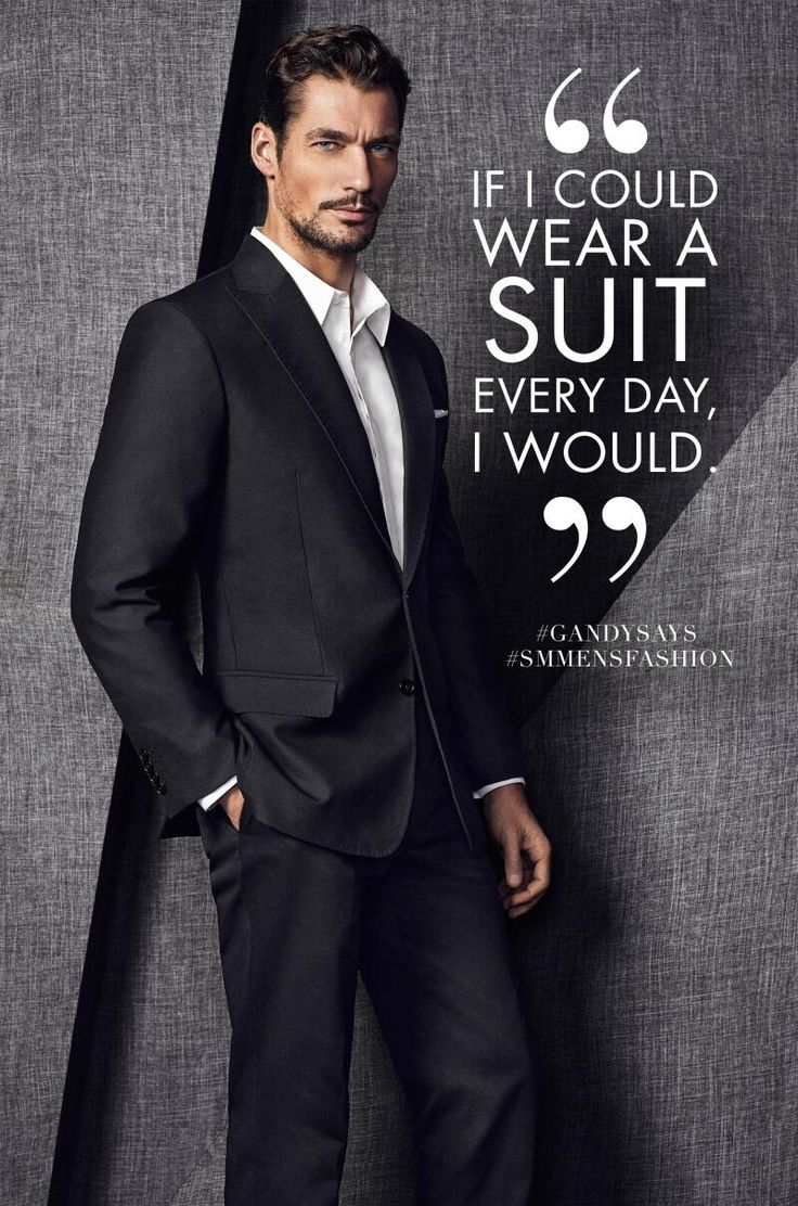 If I could? Every man should. Wear one to work; and if your job doesn't facilitate this, wear one to dinner. Ditch the jeans; and if you insist on being casual, throw on a blazer over the jeans.