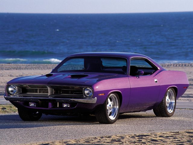 '70 Hemi Cuda. Awesome American Musclecar!