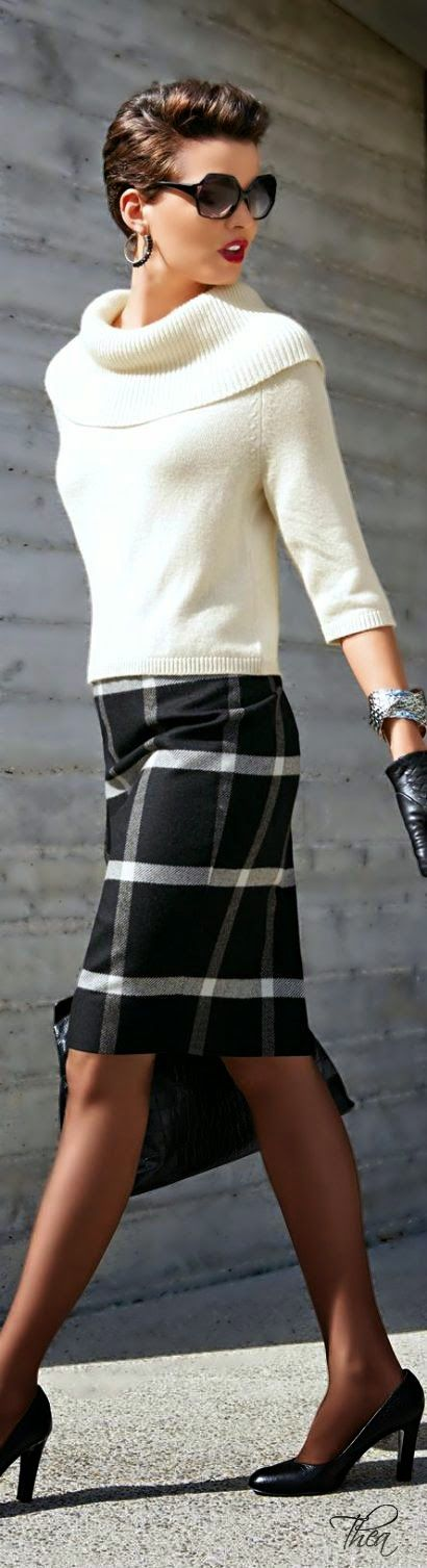 Luv to Look | Curating Fashion & Style: Street styles professional work wear