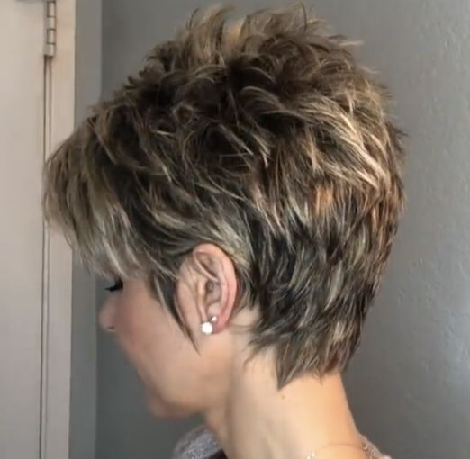 42-Pixie-Haircuts-for-Over-50 Best Pixie Haircuts for Over 50 2018 – 2019 – cr…