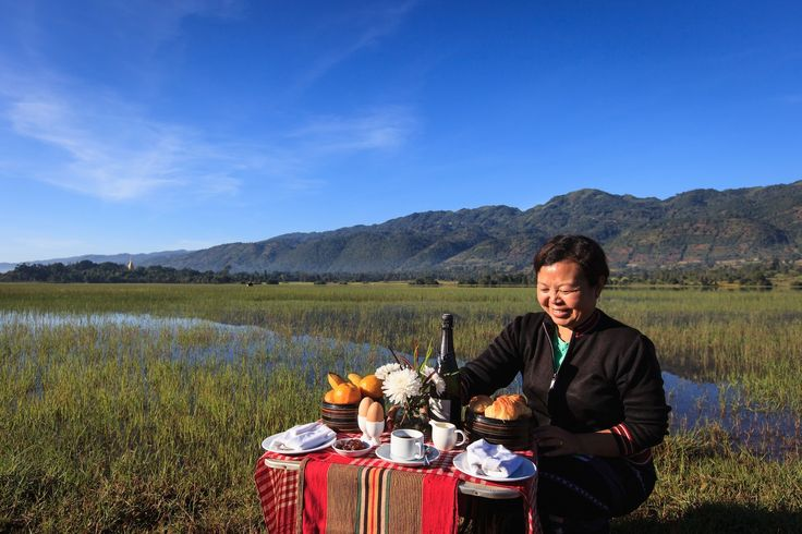 Come explore Pindaya with Thahara and delve deeper into the history and culture of Myanmar while you stay high up in the Shan mountains.  Enjoy your breakfast at Thahara Pindaya with a breath of fresh air.  Aye, the owner, can help prepare a special treat, while you stay at her lovely hotel.