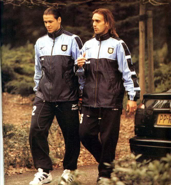 Fernando Redondo & Gabriel Batistuta