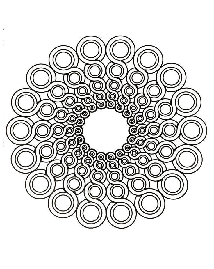 Coloring Pages For Quilt Blocks : 1370 best mandala & spiritual colouring images on pinterest