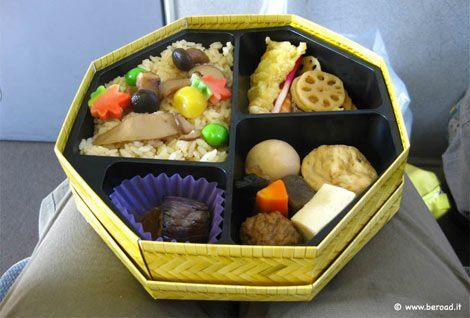 In Giappone il pranzo al sacco è così! (Bento)