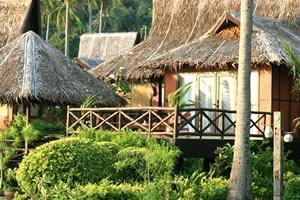 Hotel Phi Phi Island Village Beach Resort and Spa en Phi Phi, Tailandia