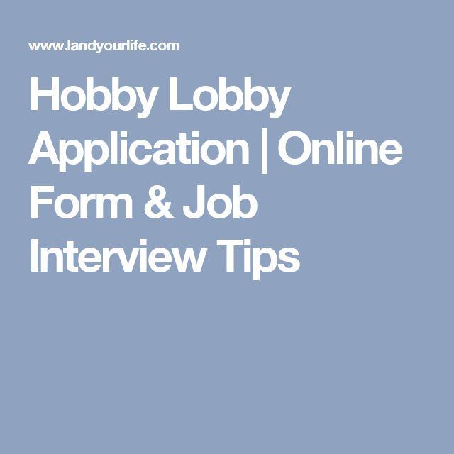 25+ unique Hobby lobby application ideas on Pinterest Burlap - employment application form