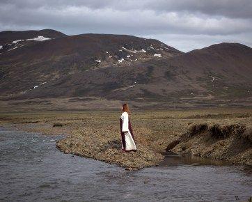 Rossella Piccino, Sur les traces de Þordis, 2014