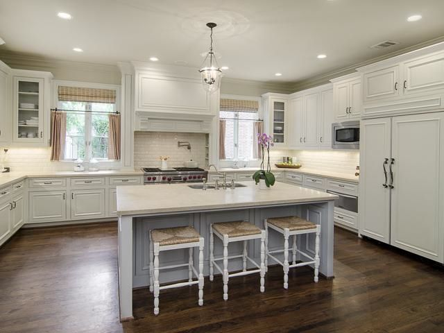 Brilliant interior house tour nice kitchen island and for Tours of nice houses