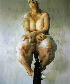 Jenny Saville by ghettoflower