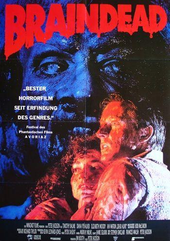 Braid Dead (1992) - http://thezombiesite.com/brain-dead-aka-dead-alive-peter-jackson-1992/