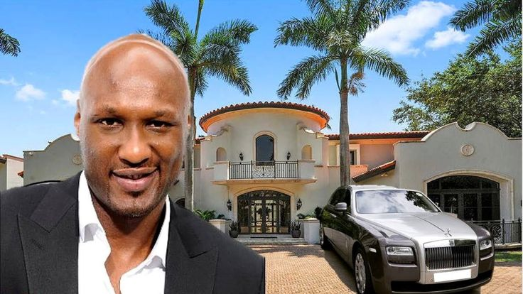awesome - 5 most expensive things owned by Basketball star Lamar Odom