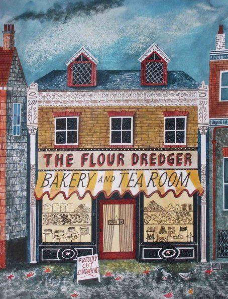 The Flour Dredger