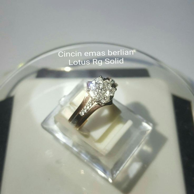 New Arrival🗼. Cincin Emas Berlian Lotus Rg Solid💍💎.   🏪Toko Perhiasan Emas Berlian-Ammad 📲+6282113309088/5C50359F Cp.Dewi👩.  https://m.facebook.com/home.php  #investasi #diomond #gold #beauty #fashion #elegant #musthave #tokoperhiasanemasberlian