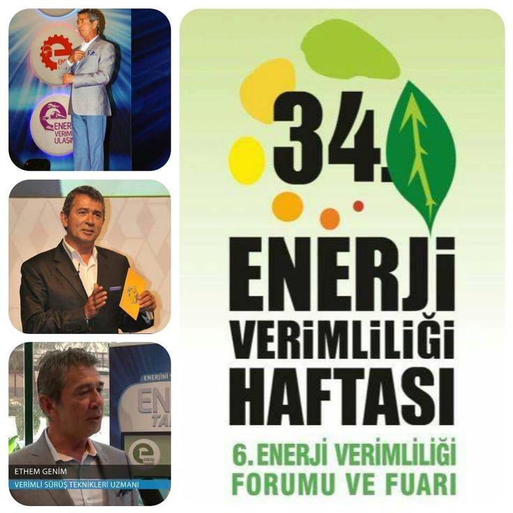 #ulaşımhaber: Ethem Genim Enerji Verimliliği Haftası'nda bizimle!  Türk otomobil yarışçısı ve verimli sürüş teknikleri uzmanı Ethem Genim, 16 Ocak saat 10:00 - 12:00 saatleri arasında 6. Enerji Verimliliği Forumu ve Fuarı'nda Enerji Verimliliği Derneği standında verimli sürüş teknikleri ve enerji verimliliği üzerine bizlerle beraber olacak.   #enerjiverimliliği #enerjiverimliliğiihaftası #fuar #ethemgenim #ulaşım #enerji