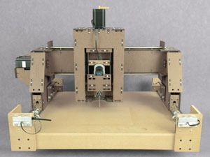 The DIYLILCNC: Open-Source Plans For a Low-Cost, Easy-to-Build CNC Mill. (v1.0.2)