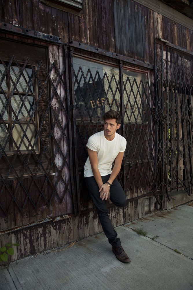 Sam Palladio for Interview Magazine. Love him as Gunnar in Nashville.