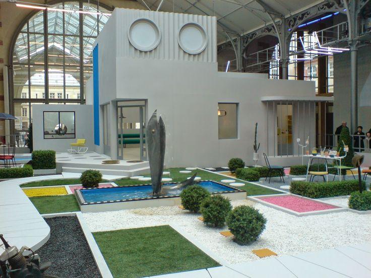 Tocho T8: Villa Arpel (1956): Pabellón de Francia, XIV Bienal de Arquitectura, Venecia, (junio-noviembre 2014)