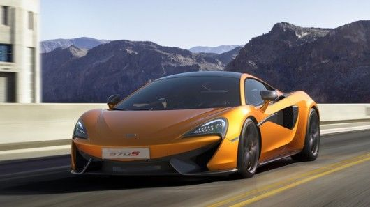 "Having teased some cursory details last week, McLaren has now revealed the full specs of its upcoming 570S Coupé. The 570S is the first model in McLaren's Sports Series of cars. The company describes it as ""a classic sports car with mid-engine rear-wheel drive layout and carbon fiber structure."""