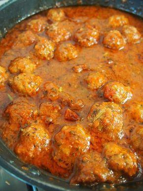 Pulpety w sosie pomidorowym przepis Chodakowskiej