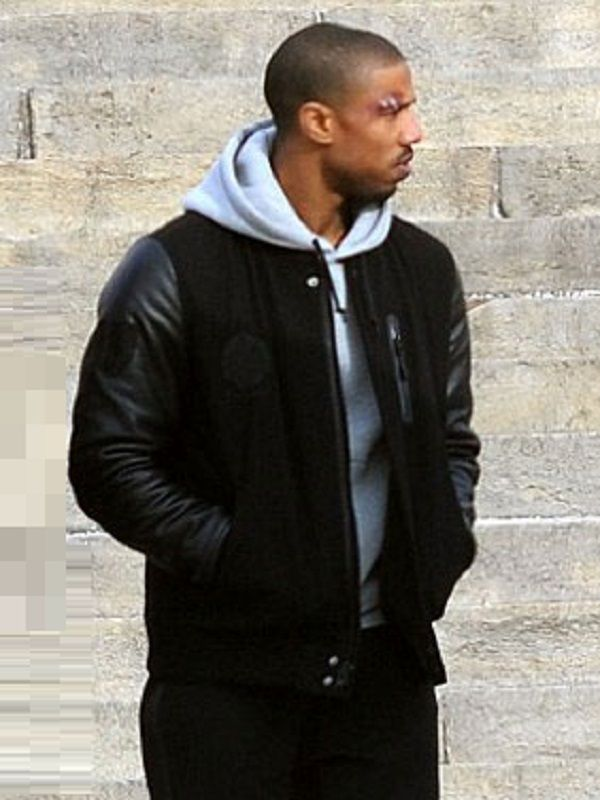 e394c809bd9d12 Michael B. Jordan Adonis Creed Jacket in 2019