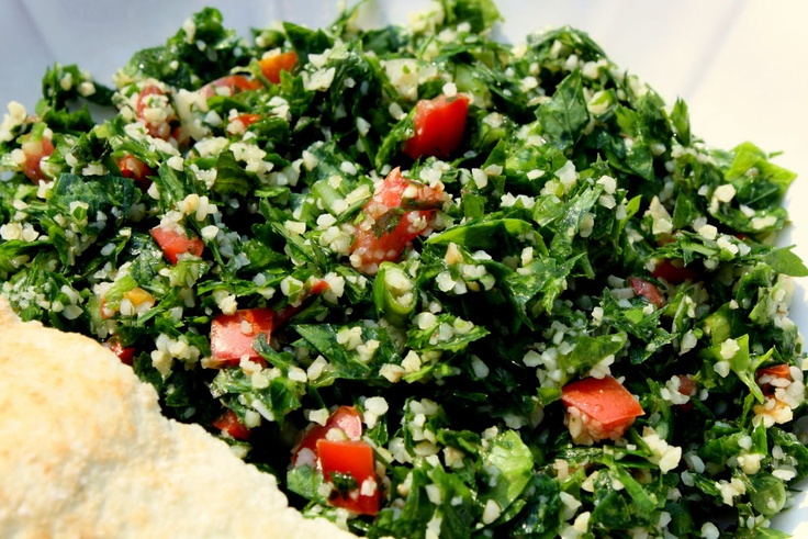 Tabouleh (Salad) | SALADS AND SUCH | Pinterest