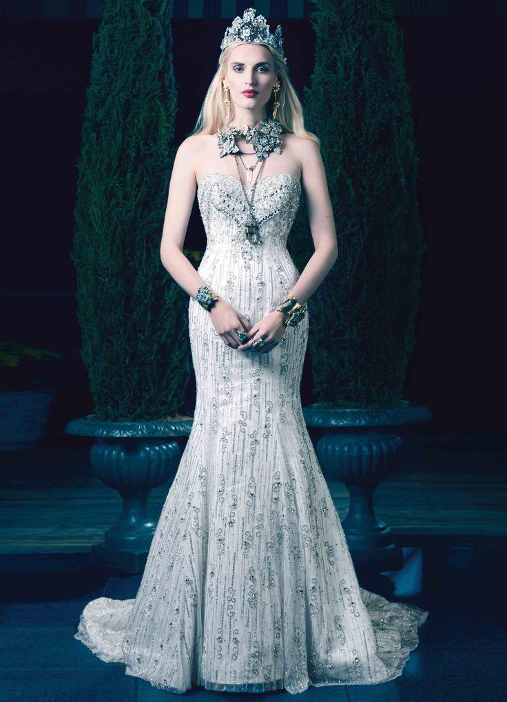 24 best Sheath Wedding Dresses images on Pinterest   Wedding frocks ...