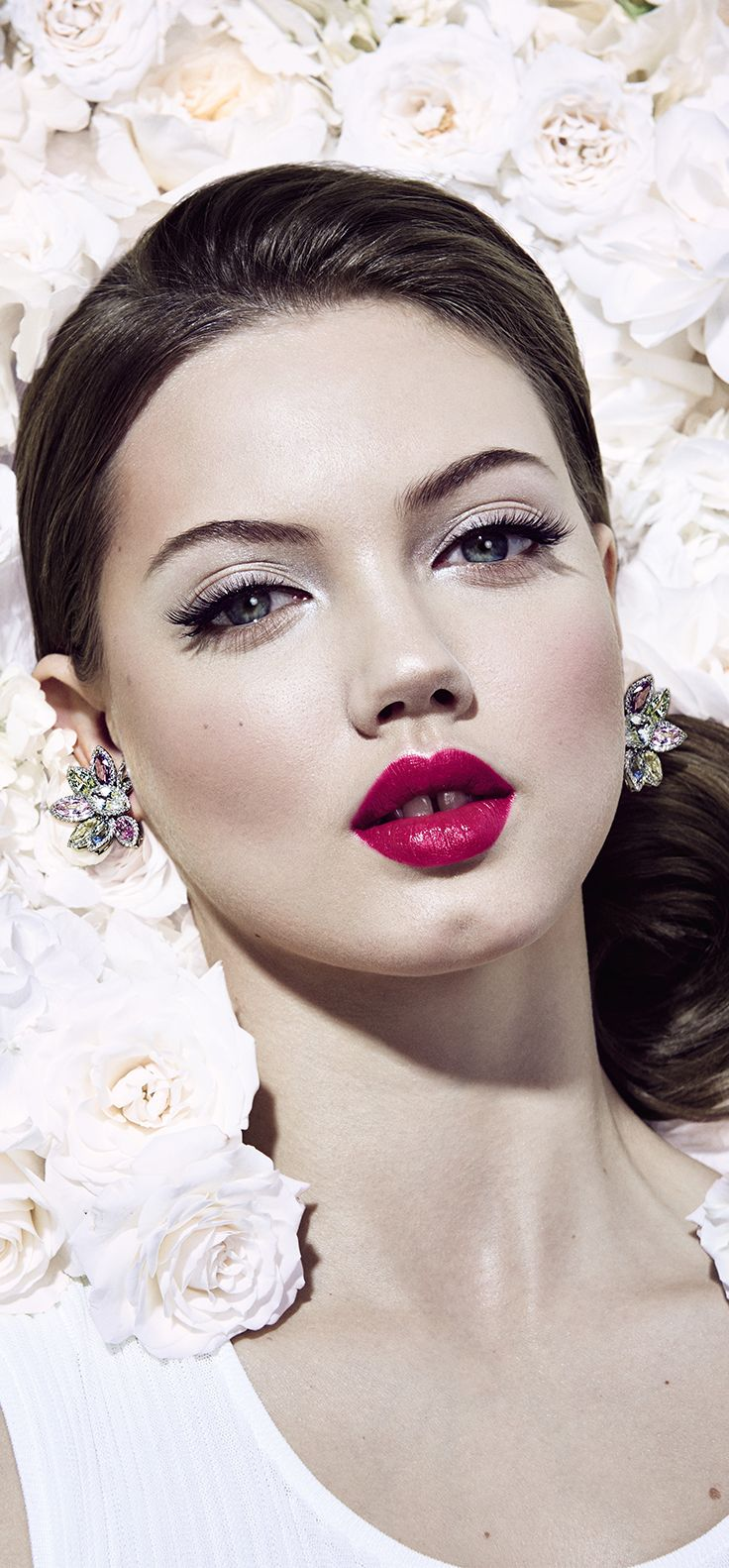 Be your own blooming beauty with #Dior Rouge Baum. #SaksGlamGardens