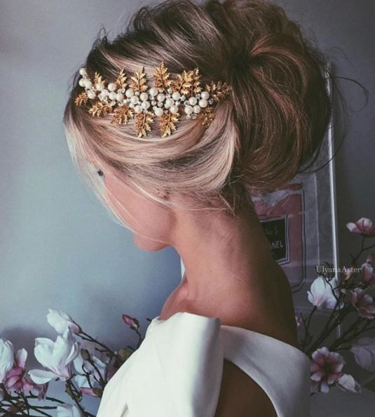 choosing a hair style tying the knot this fall here s all the hairspiration you 4288