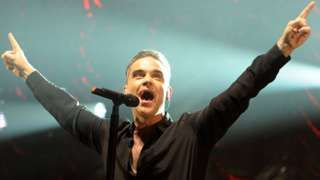 Robbie Williams tickets put directly on resale sites
