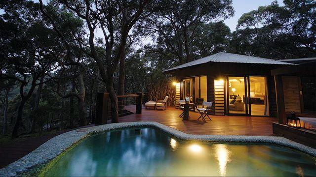 a beach house in australia