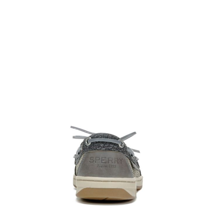 Sperry Top-Sider Women's Angelfish Boat Shoes (Grey Mesh Collar)