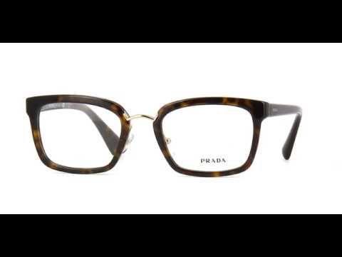 7b0bd35b8c0a7 Prada PR 09SV Eyeglasses 2AU1O1