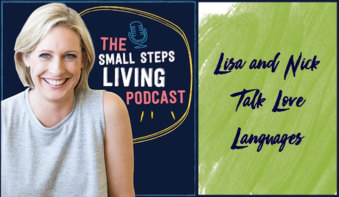Lisa brings her husband Nick back to the podcast to talk about love languages – the different acts that people use to show love, or need in order to feel loved, and how understanding (or misunderstanding!) each other's love languages can impact a relationship. Prefer to read? Here's the transcript:...