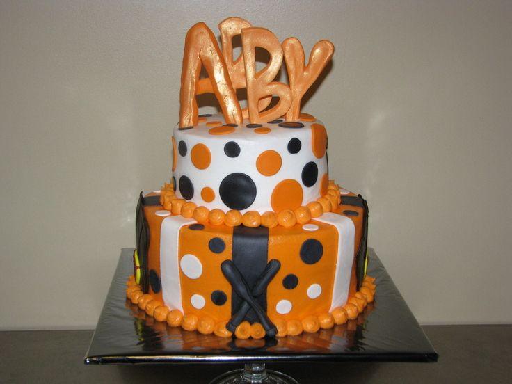 Softball Cakes for Girls | Softball Birthday CAke — Children's Birthday Cakes