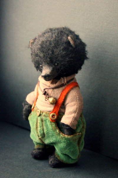 Bobby By Natalia Shigareva - Bear Pile