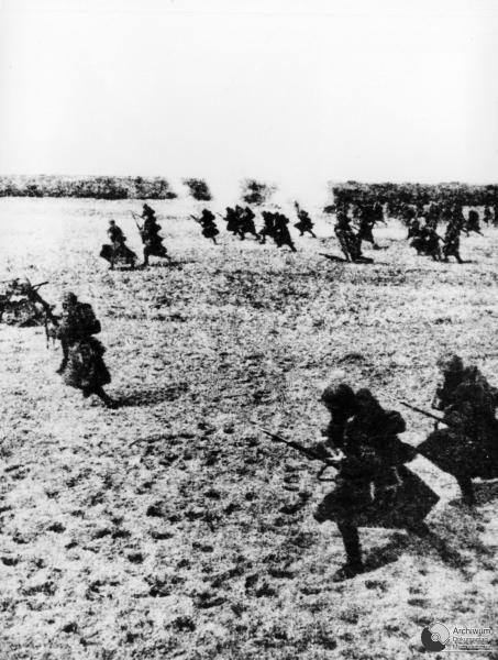POLSKA PIECHOTA PODCZAS WOJNY OBRONNEJ 1939 R. ADM