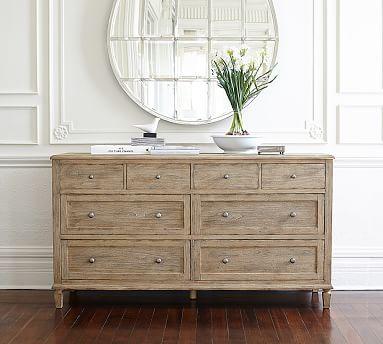 Sausalito  Extra-Wide Dresser #potterybarn