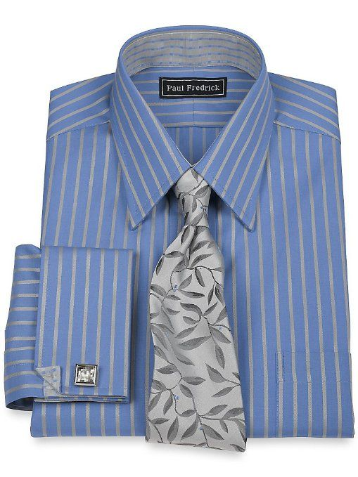 17 best images about dress shirts on pinterest mens for What is a french cuff shirt