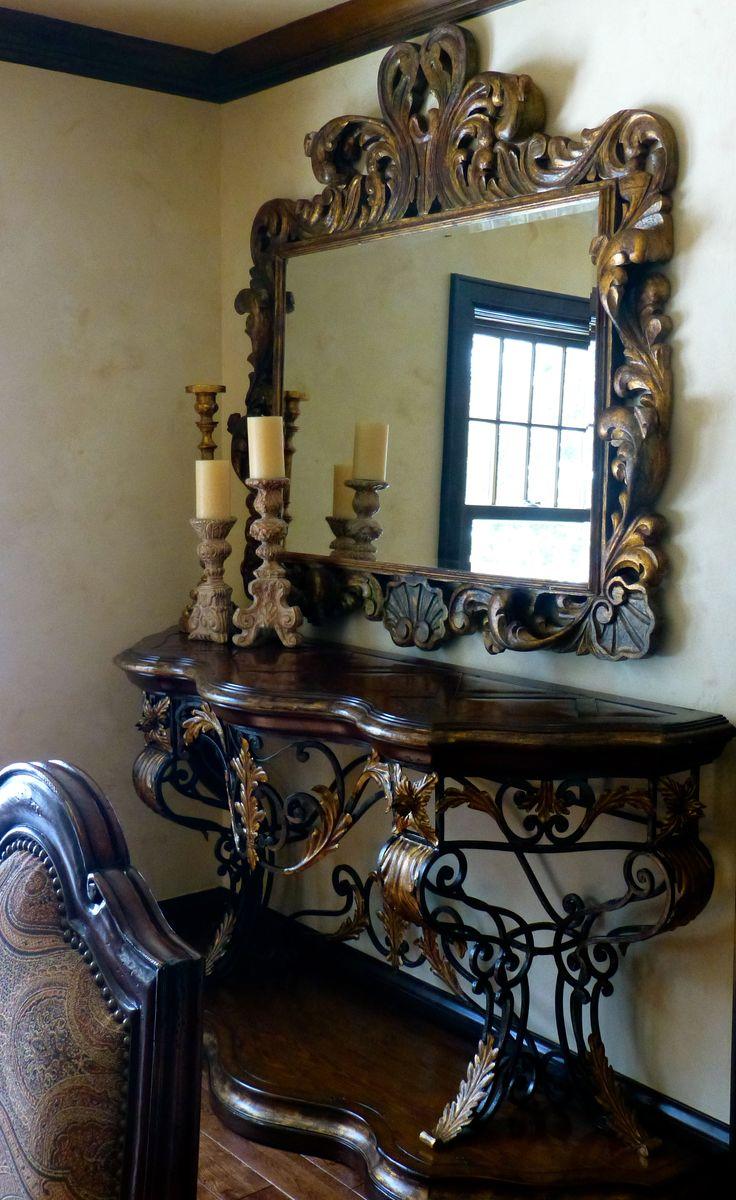 Tuscan furniture interior photography phoenix az by acme nollmeyer - Tuscan Furniture Interior Photography Phoenix Az By Acme Nollmeyer Marge Carson Console John Richard Mirror Download