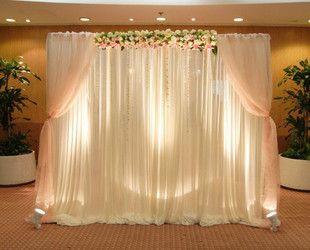 Goedkope Nieuwe Stijl 3 M * 3 M (10FT * 10FT) Smart Wit Decoratie Wedding Achtergrond Swag Wedding laken aangepaste item, koop Kwaliteit   rechtstreeks van Leveranciers van China: opgemerkt: als u niet hoe bestelling en betaling, zie je inspectie:https://www.aliexpress.com/help/home.html?spm=2114